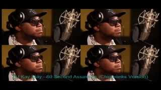 DJ Kay Slay - 60 Second Assassins (Chipmunks Version)