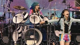 2017年6月24日、日比谷野外大音楽堂で行われたワンマンライブの映画上映...