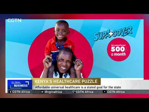 Universal Healthcare in Kenya