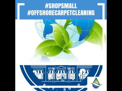 Small Business Saturday - Offshore Carpet Cleaning