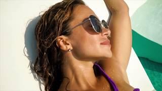 Смотреть клип Даяна Брют - Самба На Песке