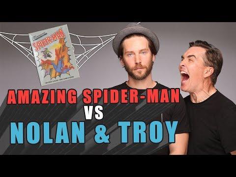 RETRO REPLAY  Amazing SpiderMan vs Nolan & Troy