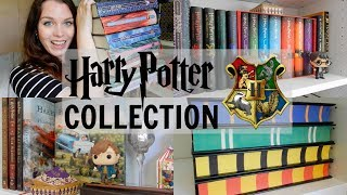 MY HARRY POTTER COLLECTION ✨