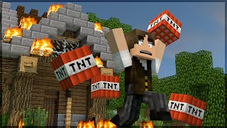 Minecraft: 5 MANEIRAS DE TROLLAR A BASE DO SEU AMIGO!