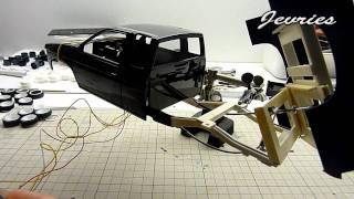 Lowrider beddancer Z-rack setup TEST