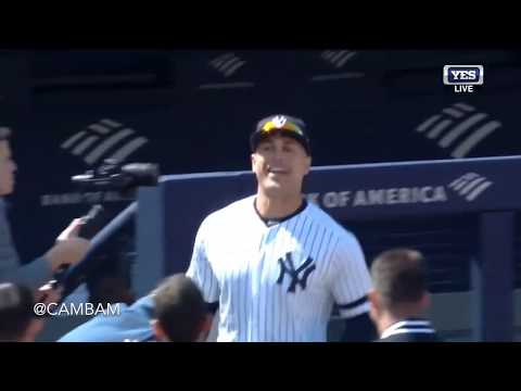 New York Yankees 2019 Opening Day Lineup