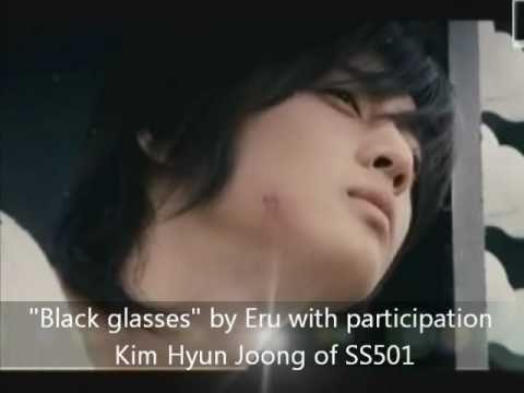 ♥ SS501 ♥ Kim Hyun Joong ♥ - Black glasses MV *Eru  SUB(ENG/SPA)