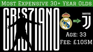 7 Most Expensive Signings Over the Age of 30