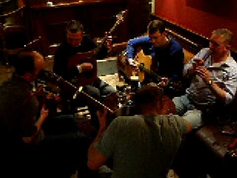 Session in the Swan Bar Carrick on Shannon 2