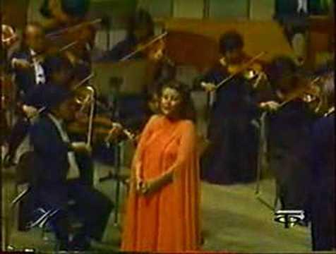 Elena Obraztsova - Gianni Schicchi - O mio babbino caro