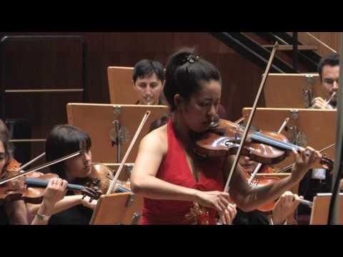 """Paganini """"Cocerto per violino e orchestra n.1 op.6"""" Eriko Sumi 1 of 6"""
