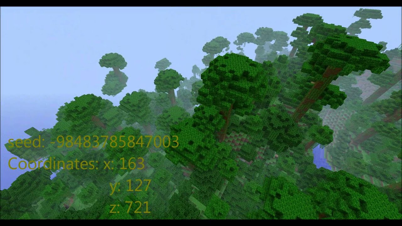 how to find a jungle biome in minecraft 1 8