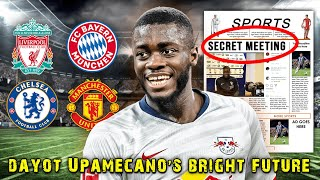Rb leipzig's dayot upamecano is arguably one of the most sought after defenders in world right now. 22 year old has established himself as eur...