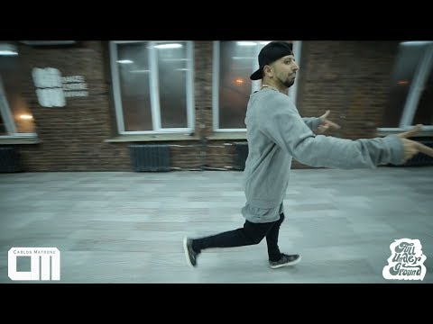 Snapbacks Back (feat. Chris Brown) [Remix] Dance centre myway - Carlos matrone choreography