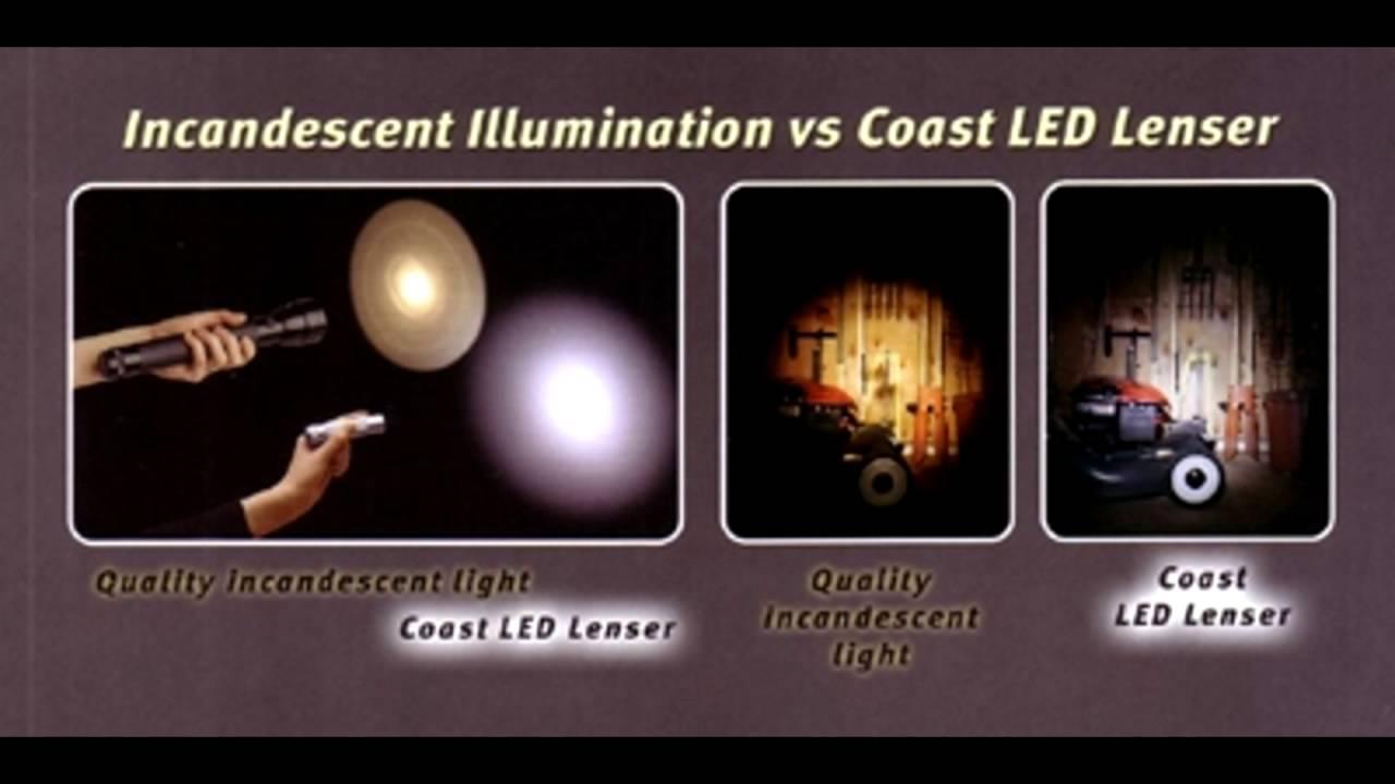 Led flashlight vs regular flashlight 1