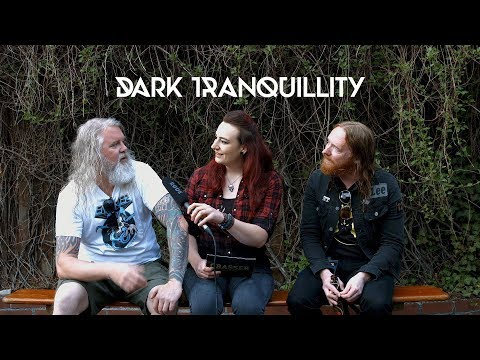 "INTERVIEW | 12 questions with ""DARK TRANQUILLITY"""
