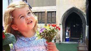 What Princess Charlotte nursery says about her?