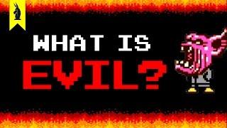 What Is Evil? – 8-Bit Philosophy