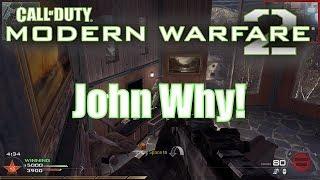 Timecast | [Call of Duty: Modern Warfare 2] #9 John lagged out