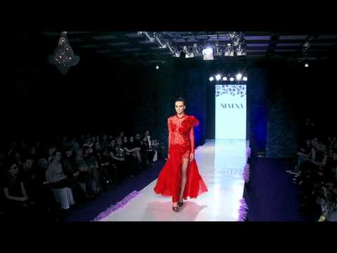 NEVENA NIKOLOVA FASHION SHOW 2011 part 2