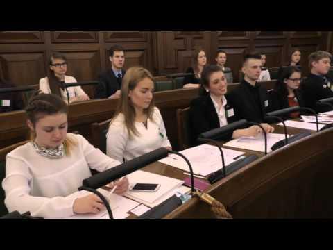 Sanāk 6.Jauniešu Saeima
