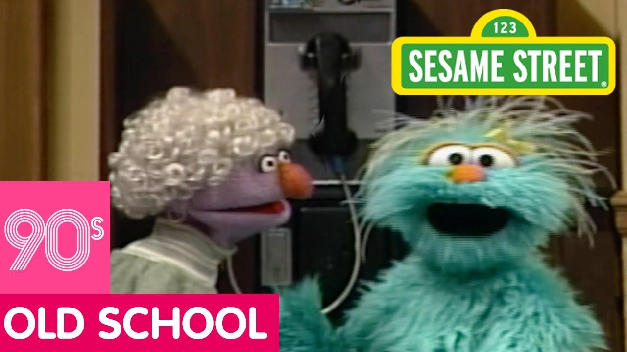Sesame Street Meeting Rosita