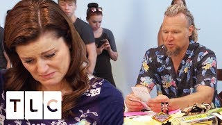 The Family Get Emotional After Reading Hopeful Letters From Their Time Capsule   Sister Wives