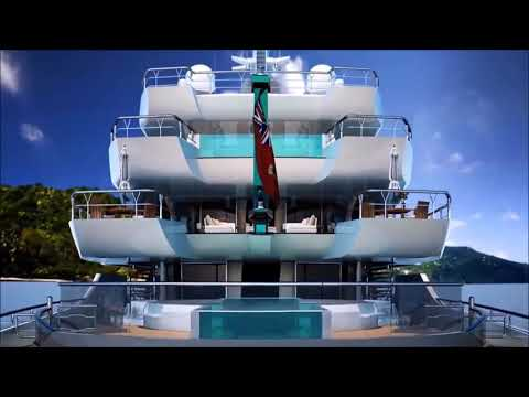 Iconic Yachts   Oceanco greatest superyacht   megayacht designs and concepts PART  3