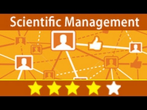 Learn Principles of the Scientific Management