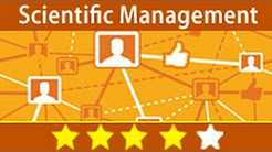 features of scientific management and how The principles of scientific management is a monograph published by frederick winslow taylorthis laid out taylor's views on principles of scientific management, or industrial era organization and decision theory.