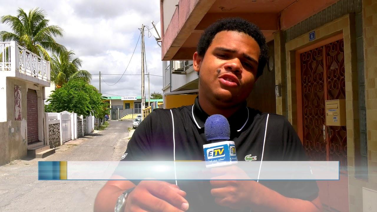 Le jeune lycéen du Moule touché par balle Lundi est décédé