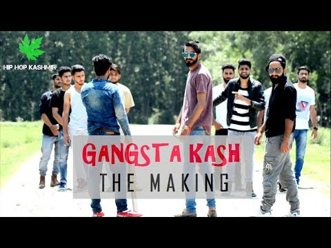 (EXPLICIT) Making Of GANGSTA KASH | RFA & MAC | Hip Hop Kashmir | Latest Song 2017