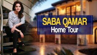 Saba Qamar Home Tour And Some Secrets | Best Pakistani Dramas