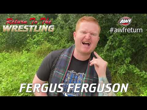 Fergus Ferguson to face Shane Saw in an Anything Goes match at AWF Return in Marrickville Sat 27 Mar
