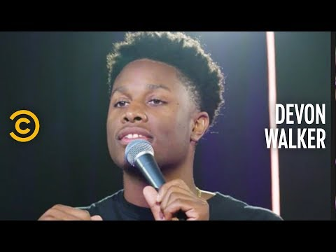 Watching a White Guy Get Arrested - Devon Walker - Stand-Up Featuring