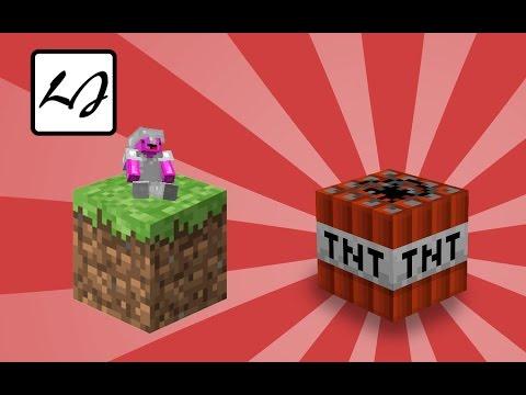 【阿飄日常】Minecraft 中 草地與空氣 不為人知的秘密。 爆炸豬 - 第二炸