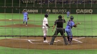 20170717 第88回都市対抗野球大会 NTT西日本対JR西日本 7回裏