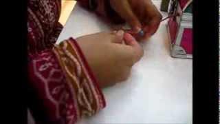 Easy Braided Bead Bracelet Thumbnail