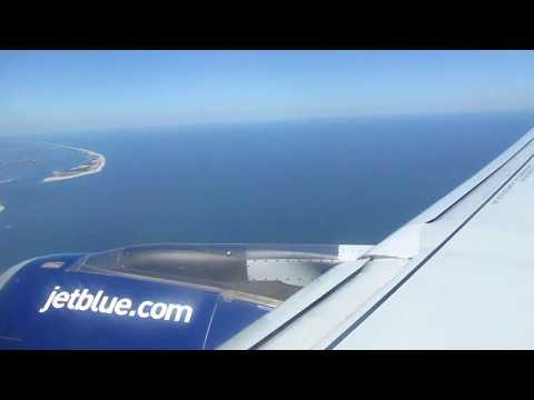 JetBlue Airways Kingston Jamaica to New York JFK [A321] Trip Report!