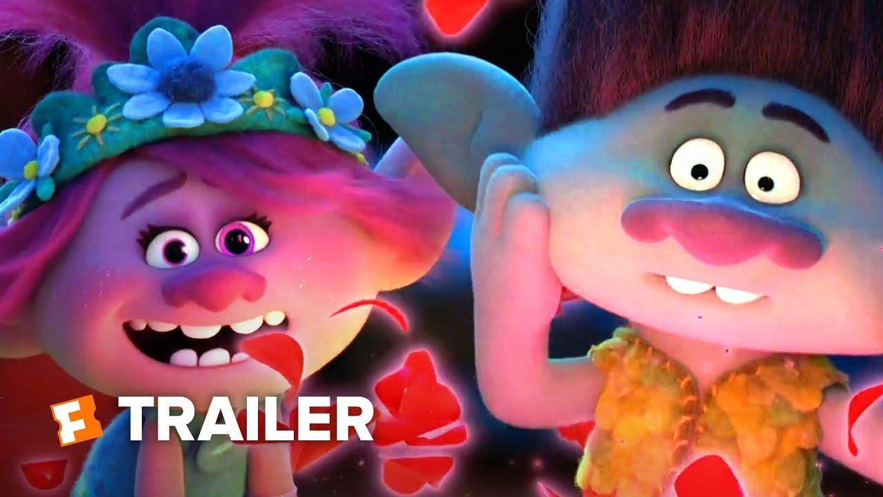 Trolls World Tour Trailer #2 (2020) | Movieclips Trailers