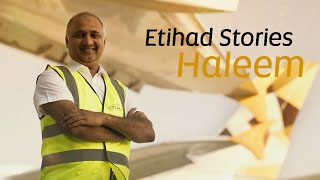Meet Haleem | Etihad Airways Stories