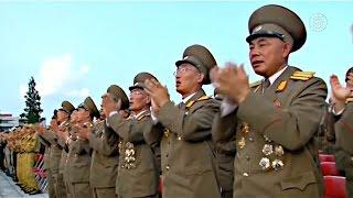 Северная и Южная Кореи отметили 62-летие перемирия (новости)