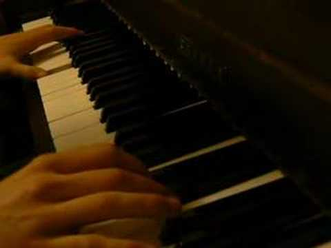 Hook - Flight To Neverland on Piano