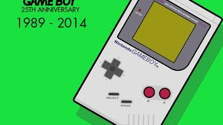 Game Boy 25th Anniversary - Completely Unnecessary Podcast