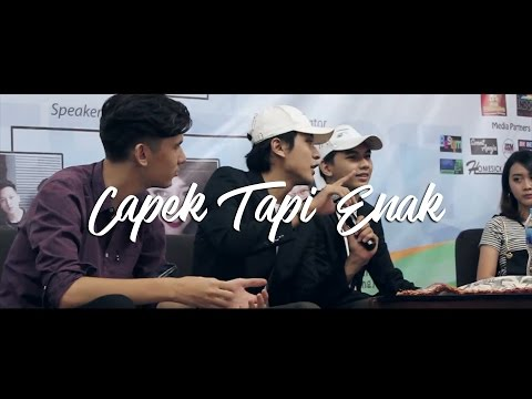 CAPEK TAPI ENAK !!!!! - NGISI TALKSHOW DI UNIVERSITAS SEMARANG #KIFVLOG