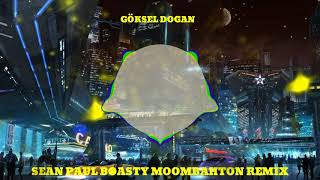 Dj Goksel Dogan - Wiley Ft Sean Paul Boasty  Moombahton Remix  Resimi