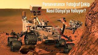 NASA'nın Perseverance Uzay Aracı, Mars Görüntülerini Nasıl Çekti ve Dünya'ya Gön