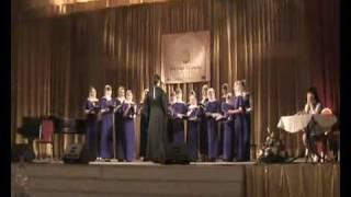 """Выступление на фестивале """"Светлая седмица 2010"""""""