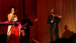 Peruquois. The Novosibirsk concert. October 31, 2013