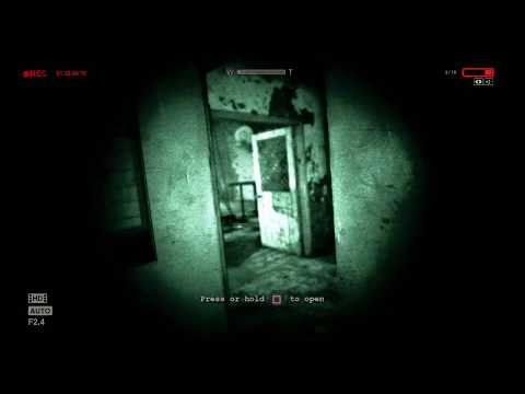 Outlast Whistle Blower: Final Boss + ending ( PS4/1080p )